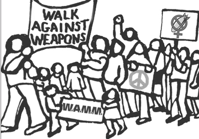 Walk Against Weapons