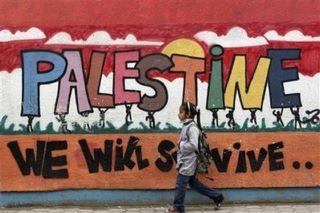 Palestine . . .