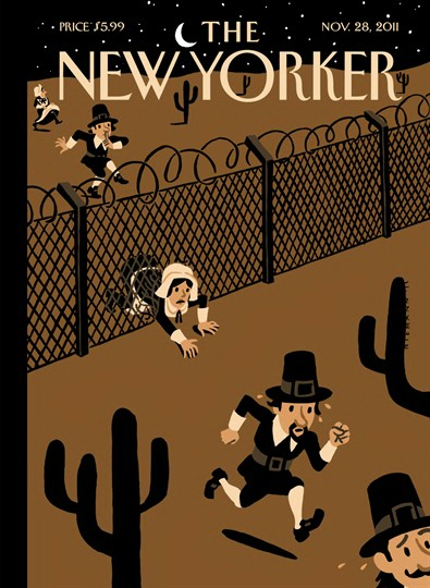 Thanksgiving_The New Yorker