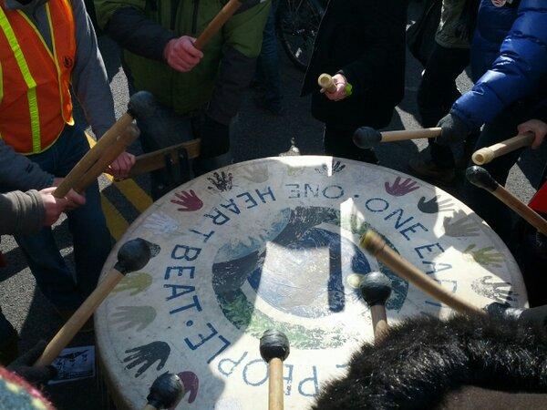 Freedom Drum, Feb. 17, 2012
