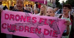 Drones Fly, Children Die