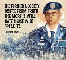 Geo. Orwell on Bradley Manning