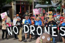 drones The March