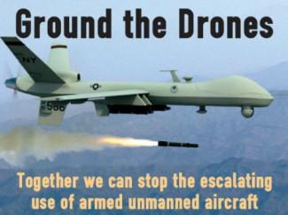 Art Photo: Drone Wars UK