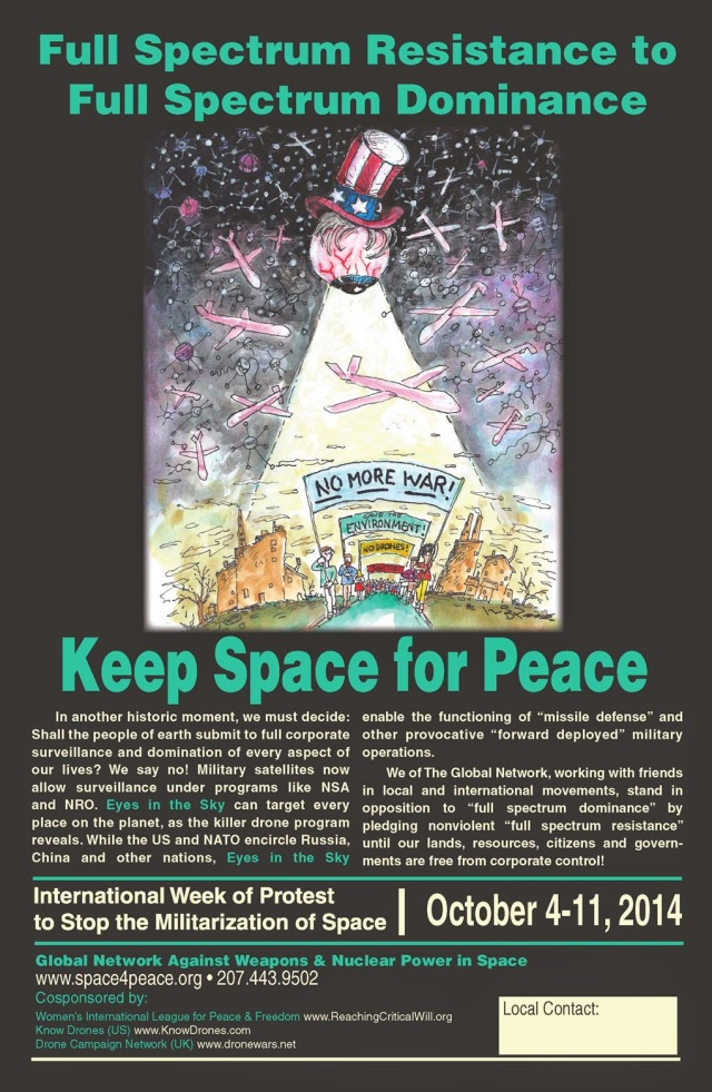 Keep Space for Peacer Poster 2014 rev_Oct 2014