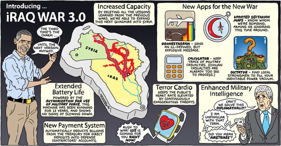 iRAQ War 3.0