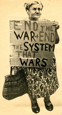 end the war and the system