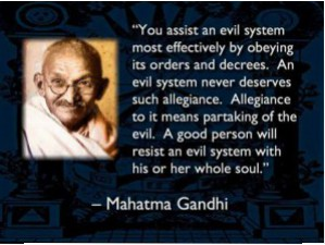 resist the evil system The Mind Unleashed