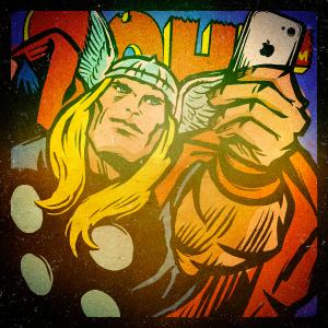 marvel selfie rsvlt.com
