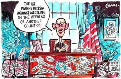 u.s. warns Russia