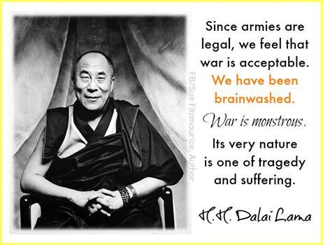 Dali Lama War