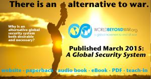 World Beyond War.There is an alternative to war