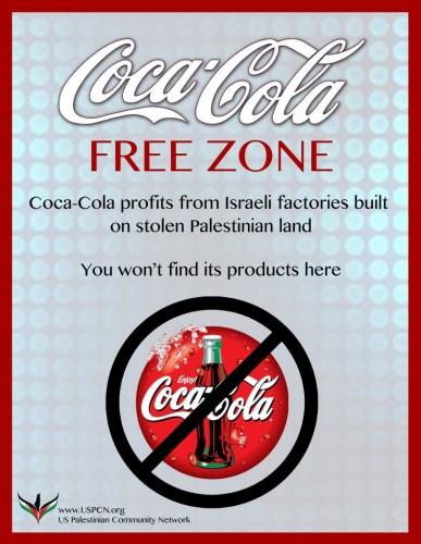 CocaCola-boycott-poster