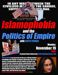 Islamophobia and Empire