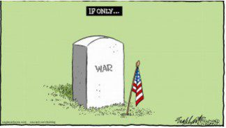 If Only... by Bob Engelhart Hartford Courant