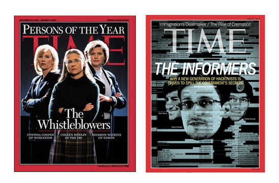 whistleblowers_then_and_now Daily Kos