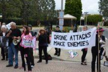 Drones make enemies
