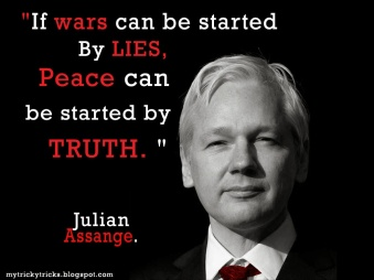 Image result for julian assange quotes